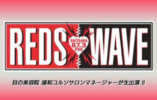 REDS WAVEに生出演!目の美容院をご紹介の画像