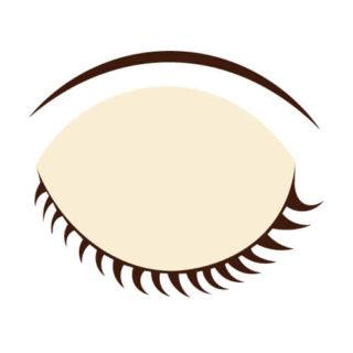 眼輪筋(がんりんきん)マッサージの手順