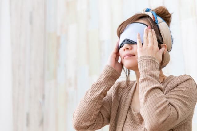 効果的な目の温め方